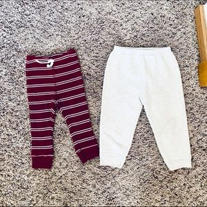Other - Cat & Jack/Garanimals Little Boys Bottoms